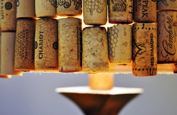 Wine-Cork-Lampshade
