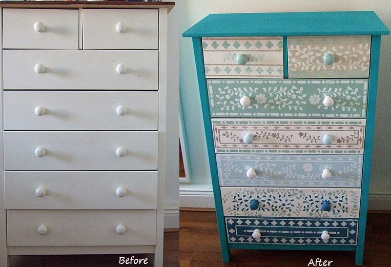 8 Ways To Upcycle A Chest Of Drawers Diy Thought