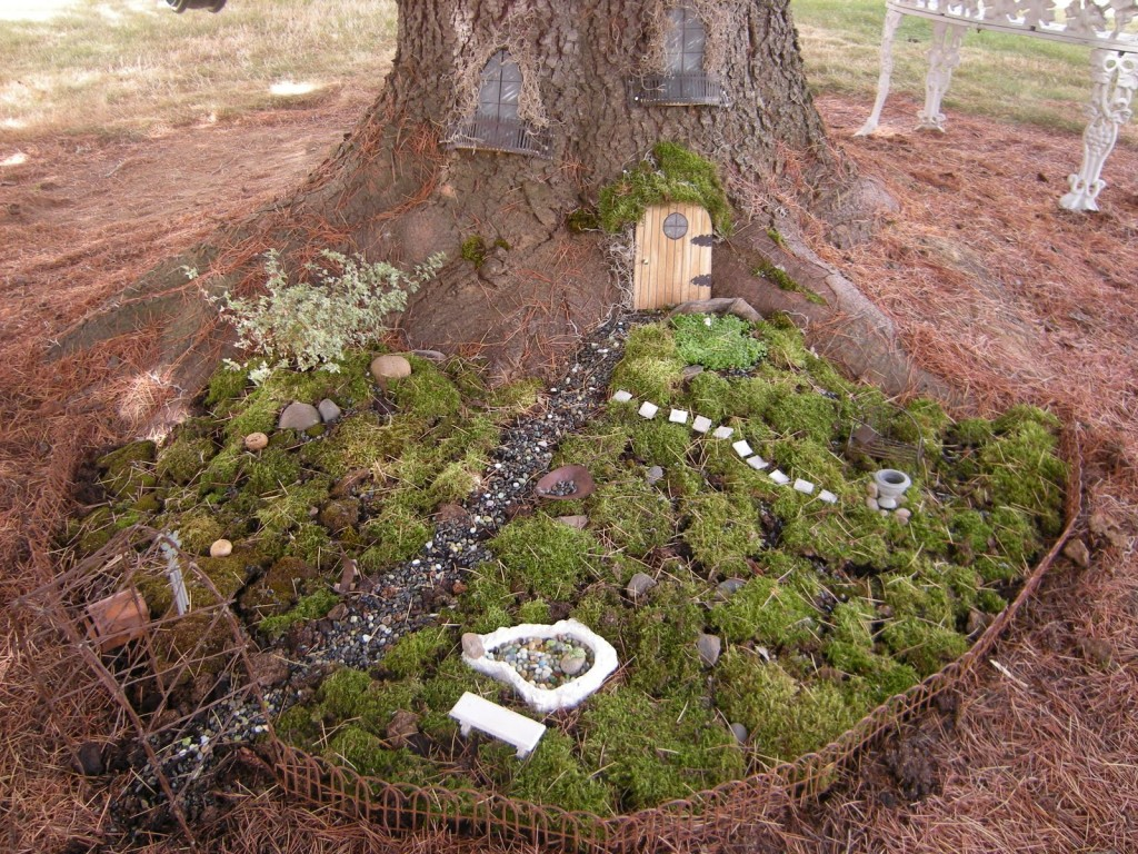 How To Make A Fairy Garden diy Thought