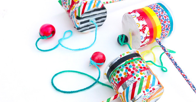 6 Yogurt Cup Kids Crafts Diy Thought