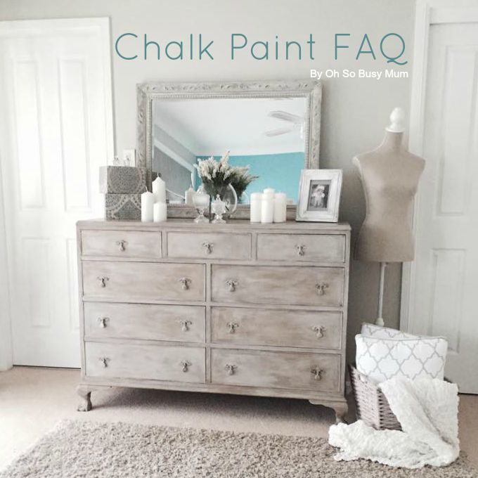 1 Diy Chalk Paint Projects