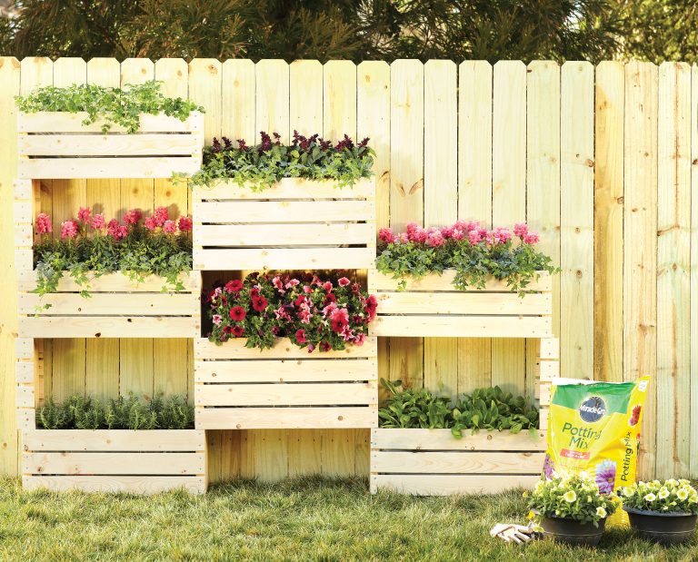 2 7 Unique Diy Garden Planter Boxes