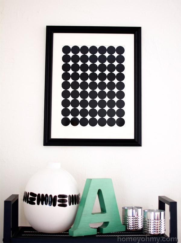3-11-diy-spotty-dotty-circular-wall-art-projects