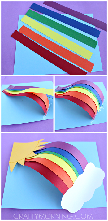 12 Paper Crafts Kids Will Love Diy Thought
