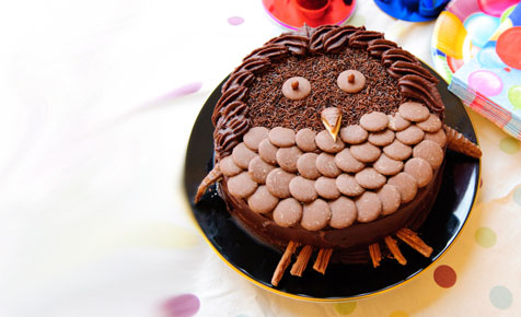 12 Super Simple Kids Birthday Cakes diy Thought