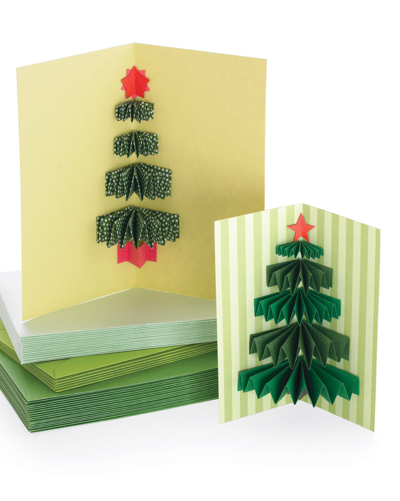 10 Homemade Christmas Cards - diy Thought