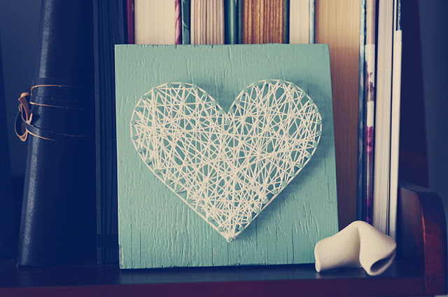 8 diy creative string art ideas diy thought for Diy room decor ideas you never thought of