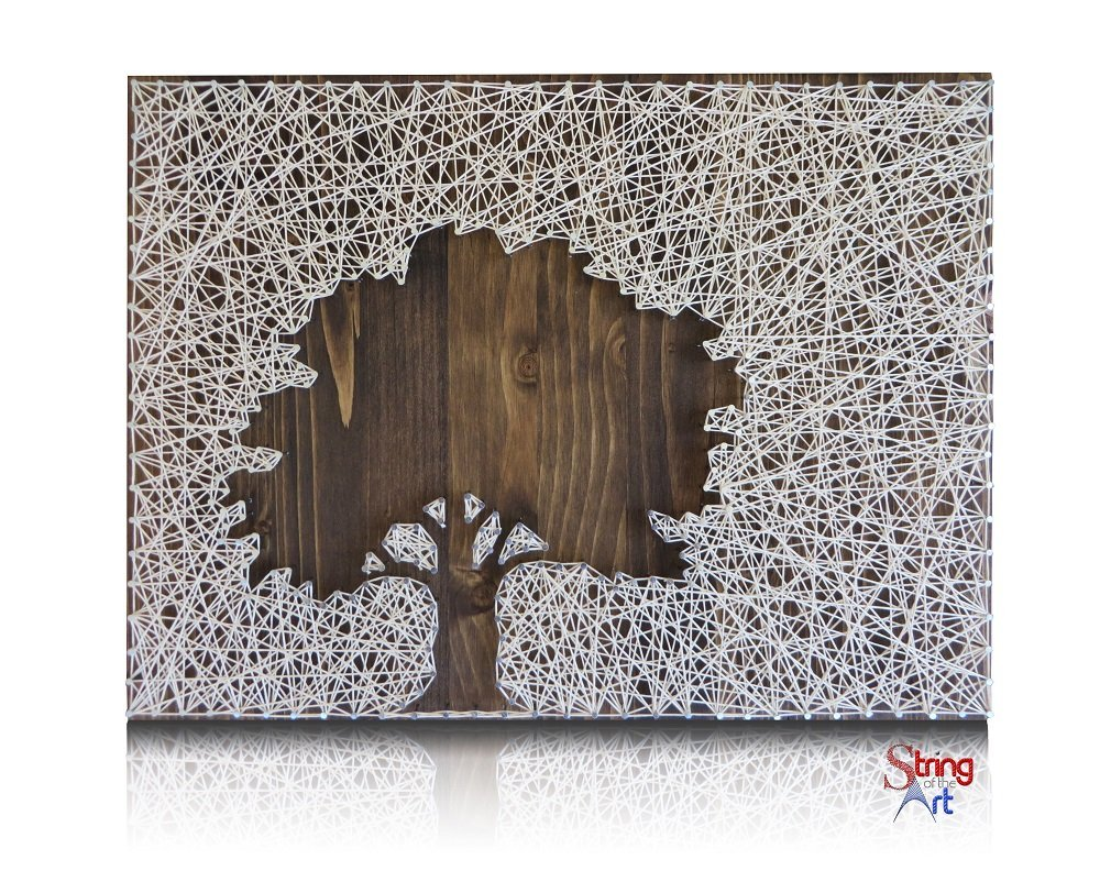 String Art Creations Idees Accueil Design Et Mobilier