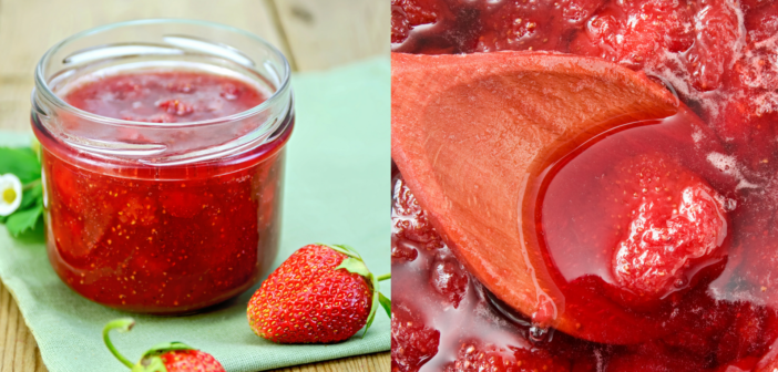 how to make strawberry jam video