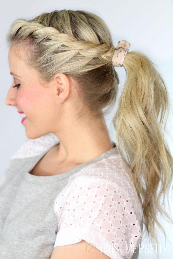 Enjoyable 10 Quick Back To School Hairstyles Diy Thought Short Hairstyles Gunalazisus