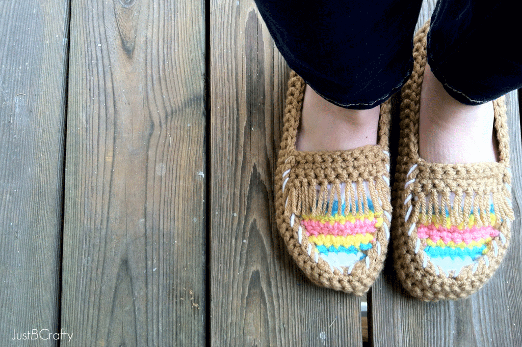 4 Diy Cozy Adult Slipper Patterns - diy Thought