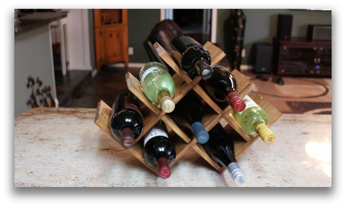wood craft wine best diy from amazing crate collection rack ideas