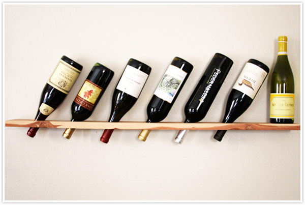 5 Cool Diy Wine Racks