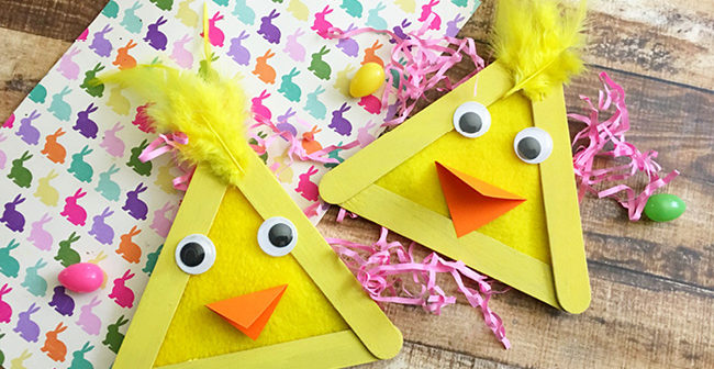 8 Easy Easter Crafts For Kids