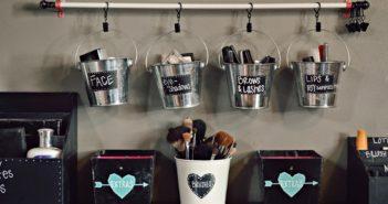 5 Brilliant Diy Makeup Storage Ideas