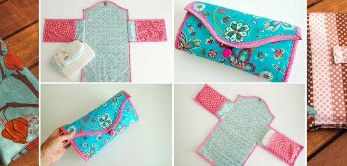4 Diy Diaper Wallets