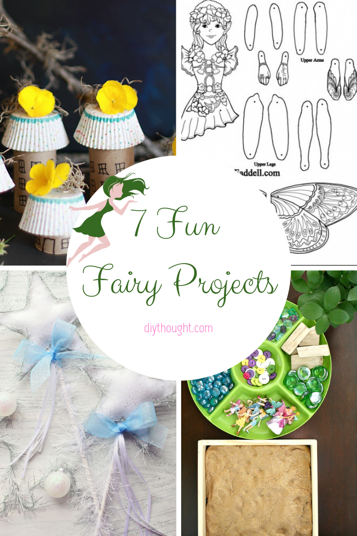 7 fun fairy projects