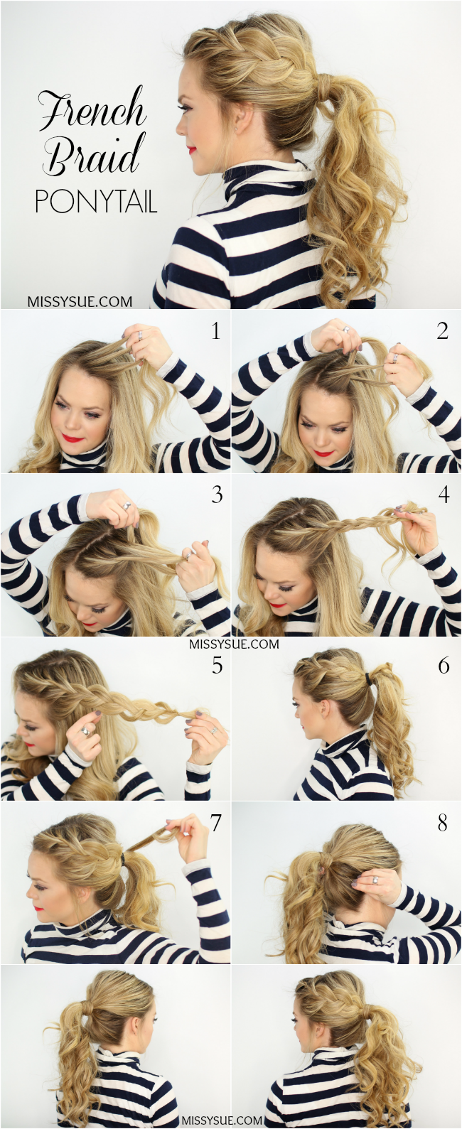 8 Quick Easy Hairstyles That Make Dirty Hair Look Fab Diy Thought