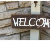10 Diy Welcome Signs For Your Front Porch