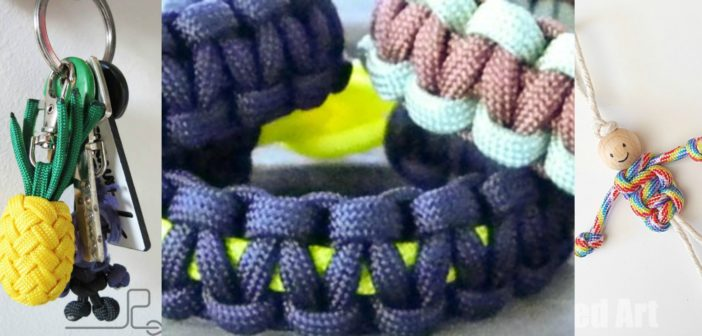 5 Paracord Crafts
