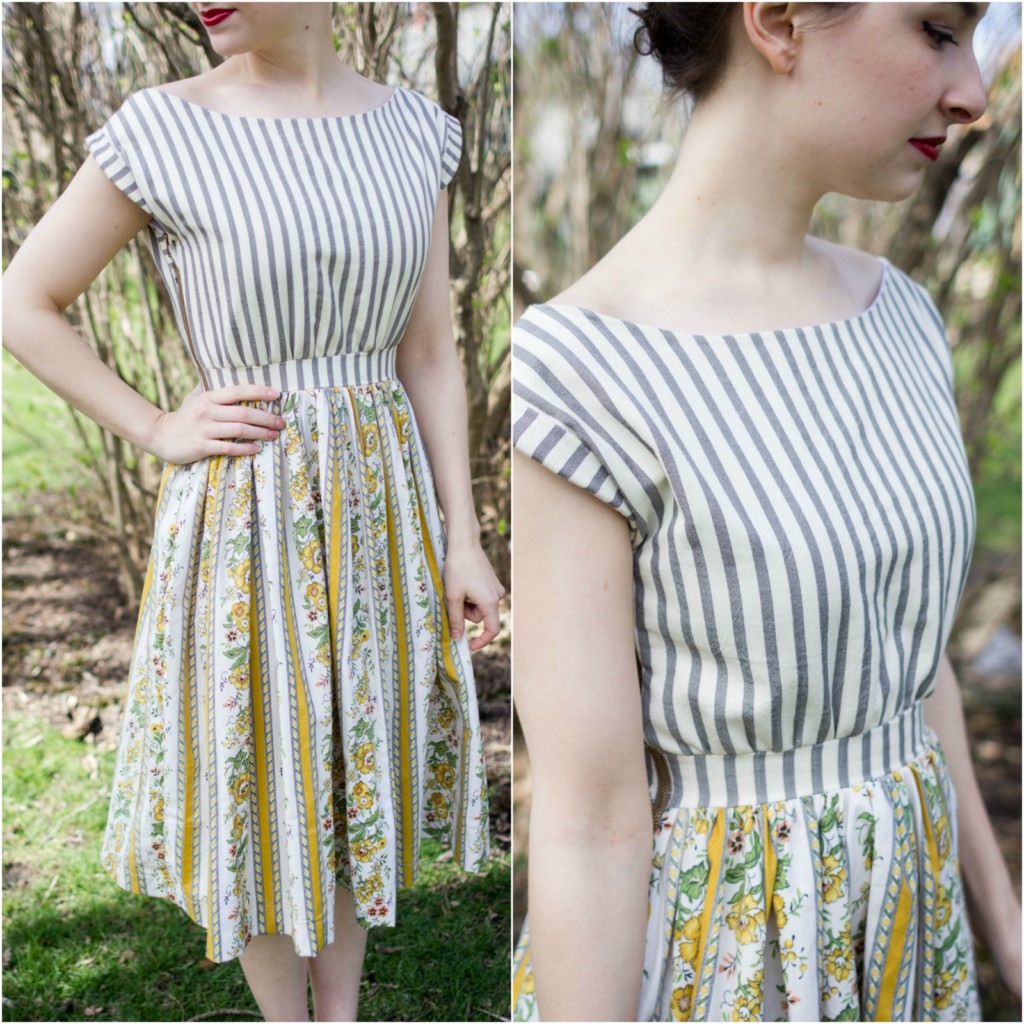 10 Simple To Sew Summer Dresses - diy Thought