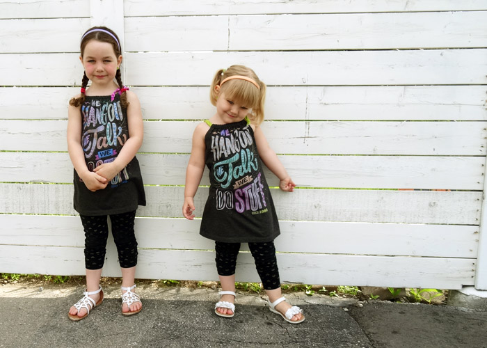 Turn Shirts Into Kids Clothes 5 Ways Diy Thought