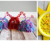 8 Fun Rainy Day Kids Crafts