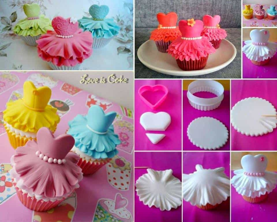 how to make 10 cupcakes