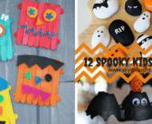 12 Spooky Kids Crafts