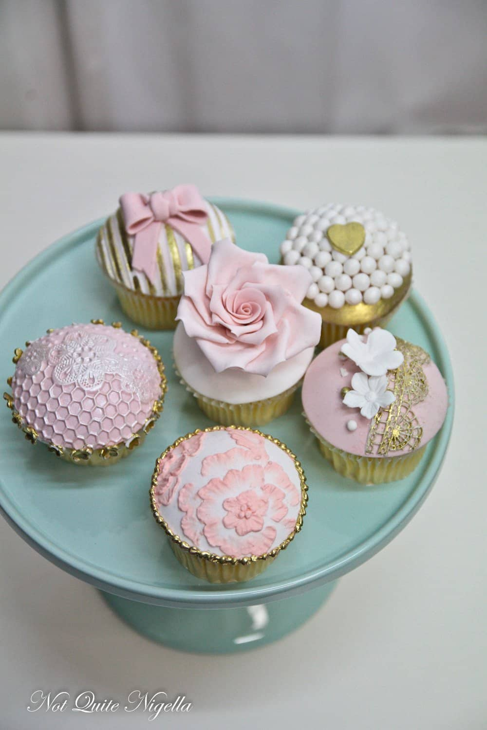 10 Of The Prettiest Cupcake Designs Diy Thought