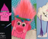 5 Terrific Trolls Crafts