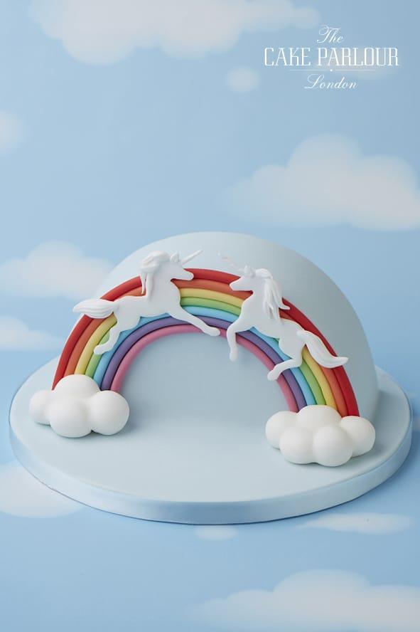 Diy Unicorn Rainbow Party Diy Thought