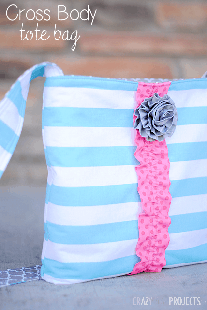 Sew Your Own Eco Friendly Shopping Bag Diy Thought
