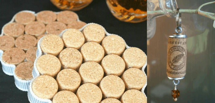 6 Amazing Gifts To Make From Wine Corks Diy Thought