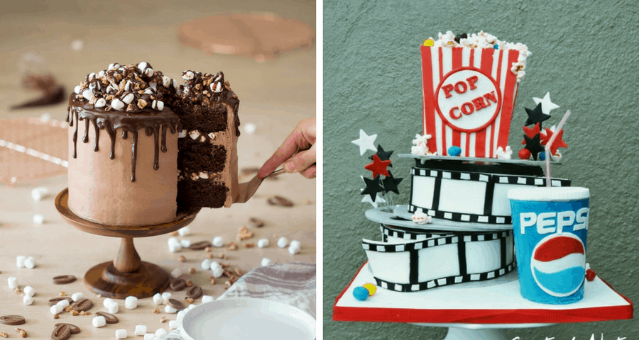 Admirable 8 Diy Masculine Birthday Cakes Diy Thought Personalised Birthday Cards Cominlily Jamesorg