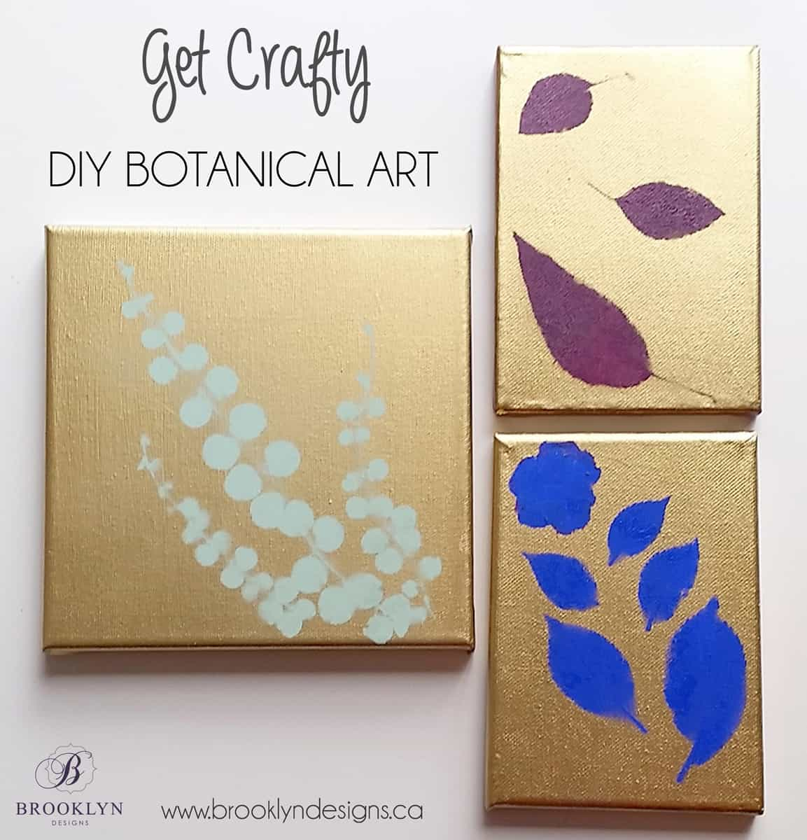 5 Diy Beautiful Botanical Wall Hangings - diy Thought