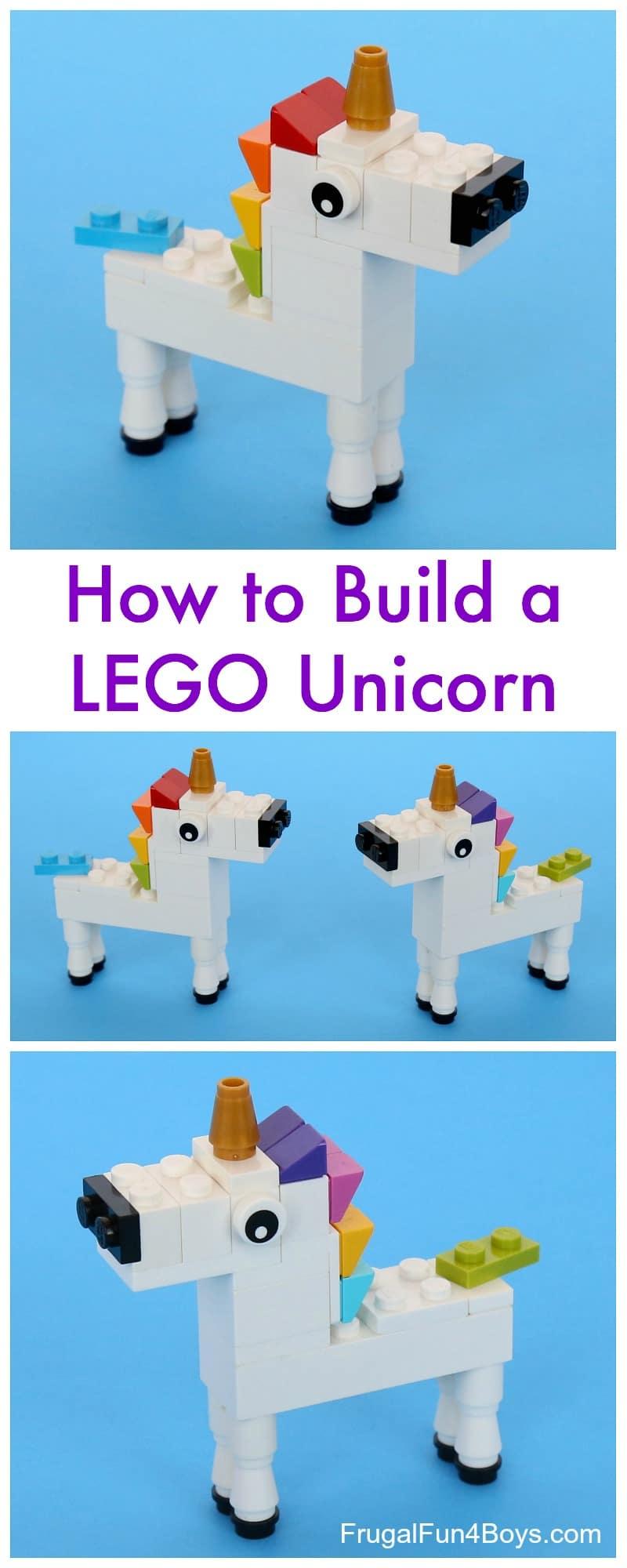Lego Huge Build Tutorials