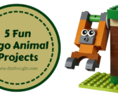 5 Fun Beginner Lego Animal Projects