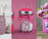 12 Creative Mason Jar Crafts