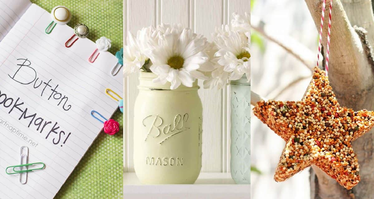10 Homemade Gifts That Mothers Will Love