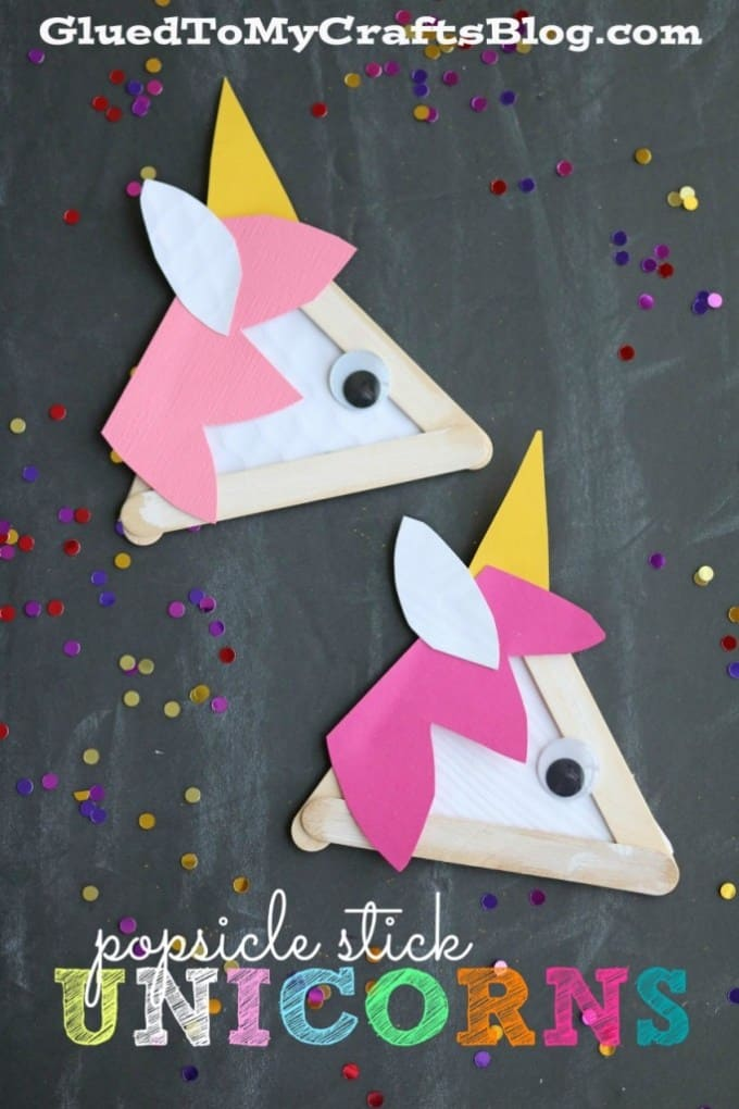 10 Of The Best Fun Unicorn Crafts Diy Thought