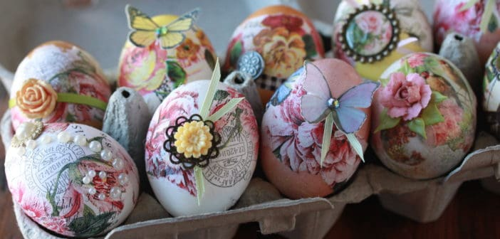 7 Fun Faux Easter Egg Crafts