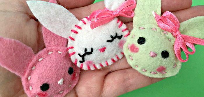 5 Fun Felt Kids Crafts