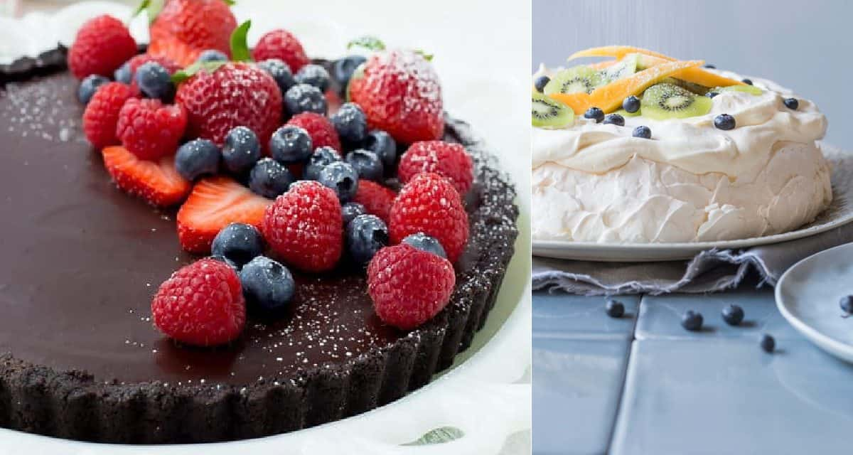 You're On Desserts, 5 Diy Desserts That Wow!