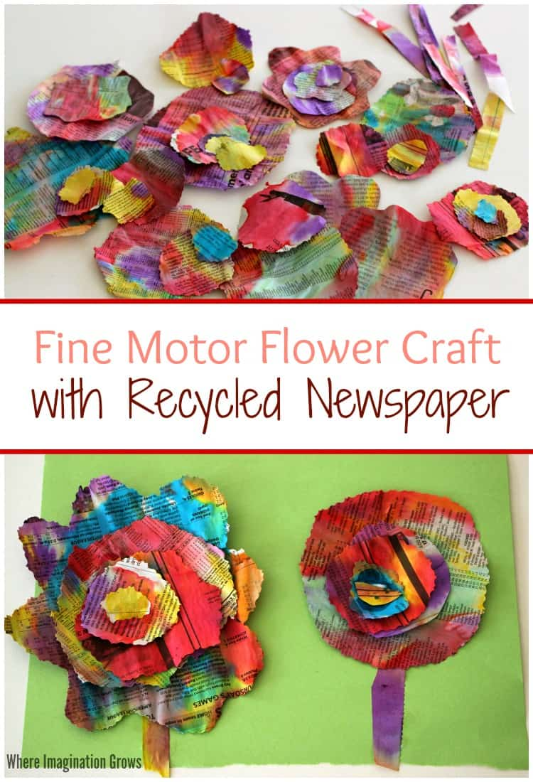5 Rainy Day Kids Paper Crafts Diy Thought