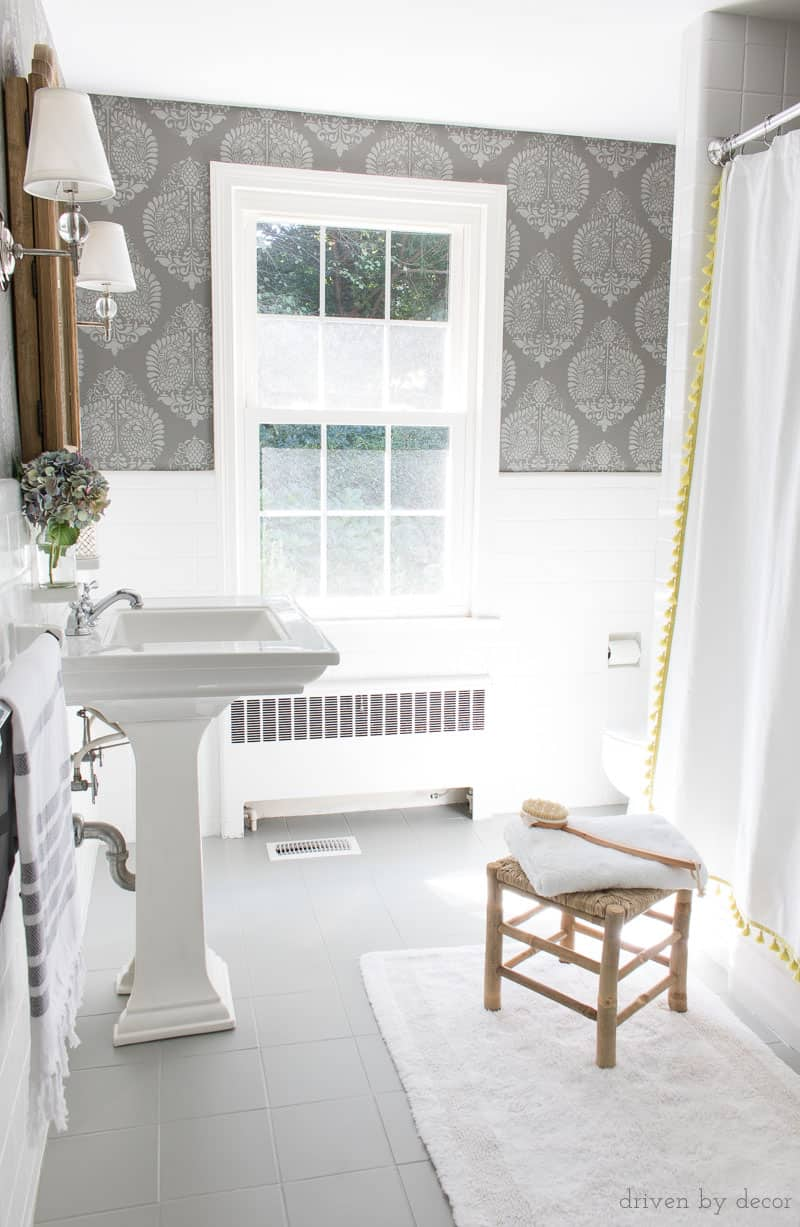8 Diy Projects To Update Your Bathroom - diy Thought
