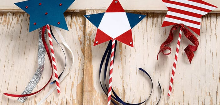 4  Fourth Of July Kids Crafts