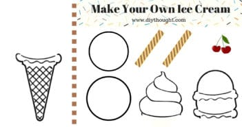 5 Cool Ice Cream Printables