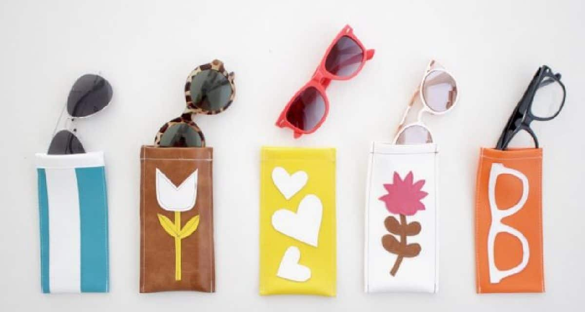 6 Fabulous Diy Sunglass Cases