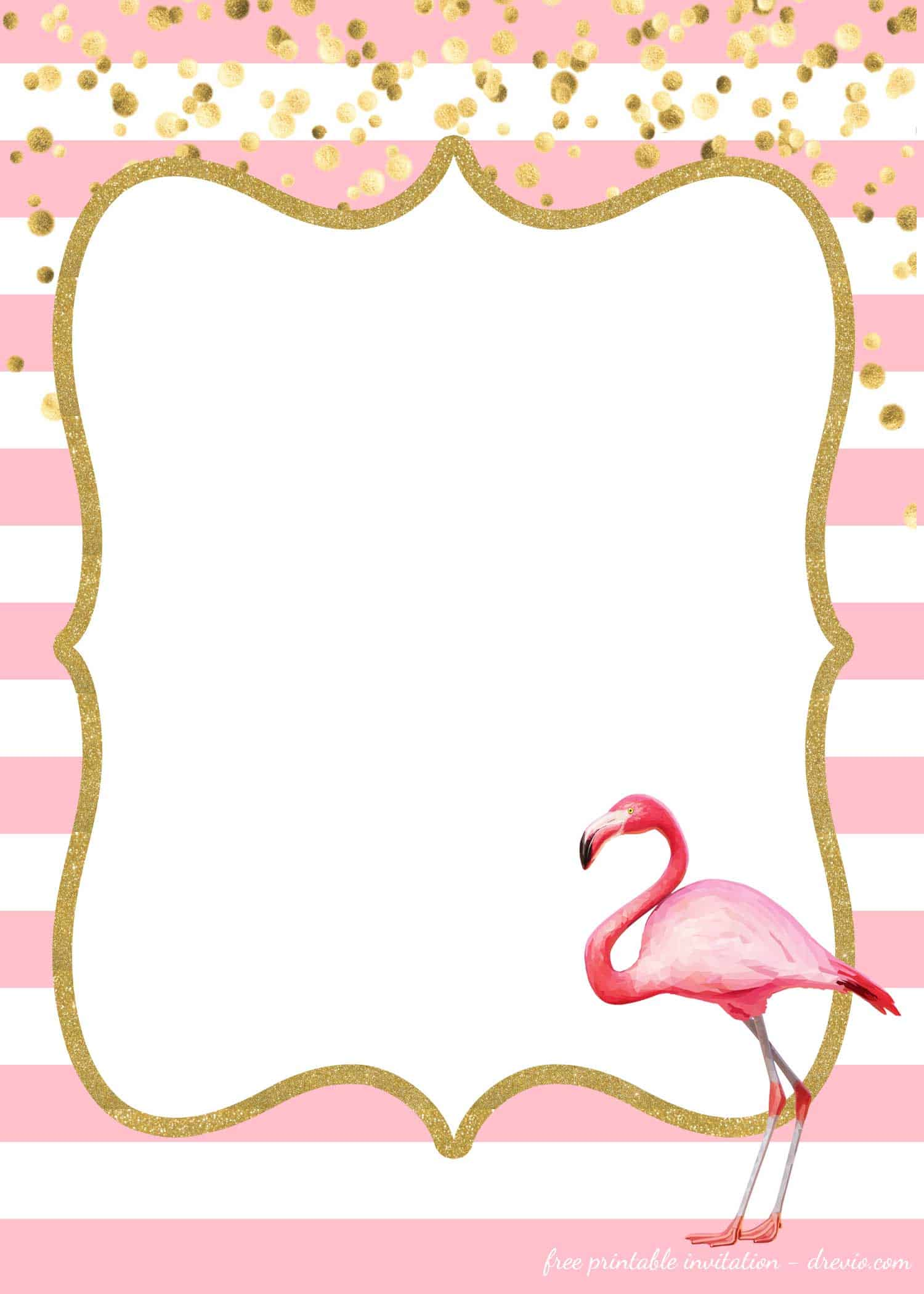 photo about Flamingo Printable named Do-it-yourself Flamingo Get together- A Extensive Consultant - do-it-yourself Notion